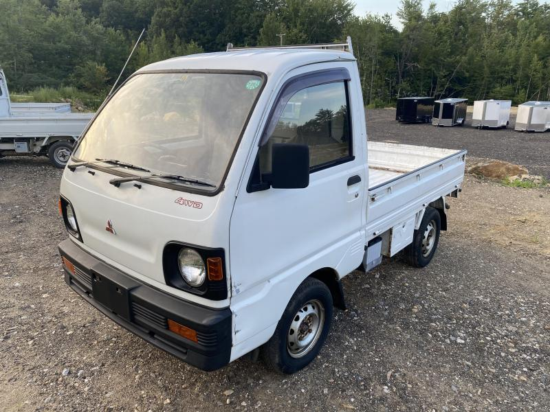 1992 Mitsubishi MINICAB MINI TRUCK ROAD LEGAL Truck