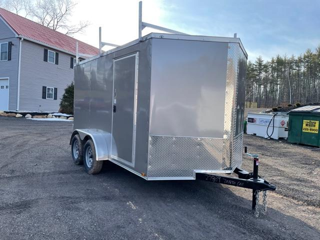 2021 Quality Cargo 7X12TA Enclosed Cargo Trailer