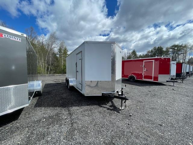 "2021 Quality Cargo 7X16 Enclosed Cargo Trailer 6"" EXTRA HEIGHT"