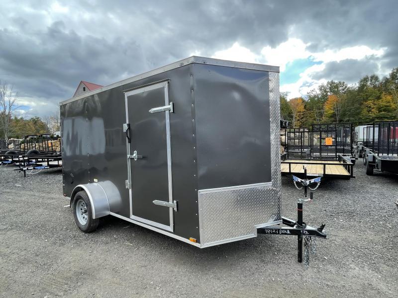 2022 Quality Cargo 6x12 Enclosed Cargo Trailer