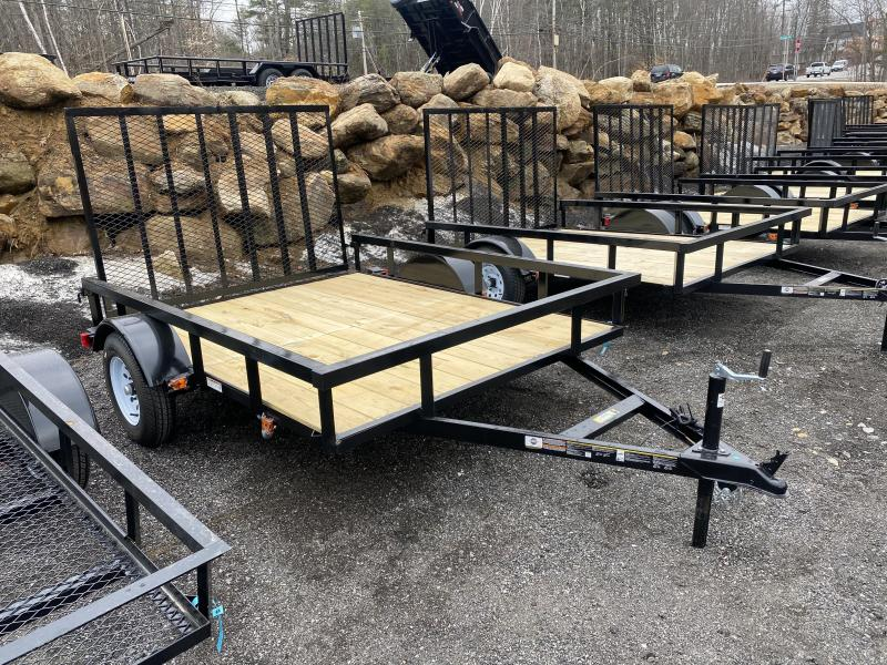2021 Carry-On 6x8 ramp Square Top Utility Trailer