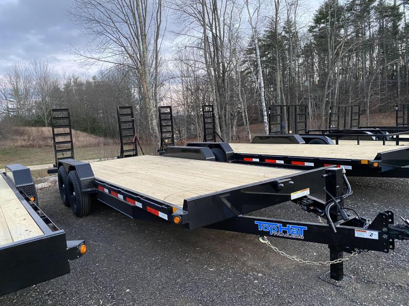 2021 Top Hat Trailers 7X20 14K Equipment Trailer