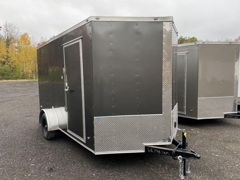 2021 Freedom Trailers 7X12 EXTRA HEIGHT Enclosed Cargo Trailer