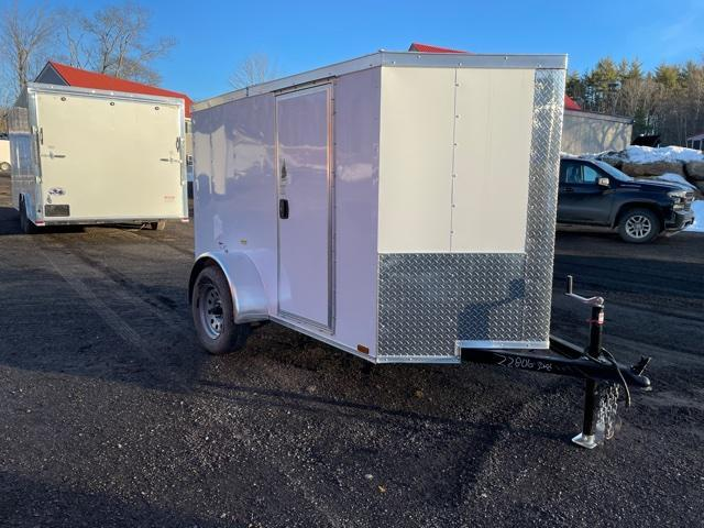 2021 Quality Cargo 5x8 Enclosed Cargo Trailer