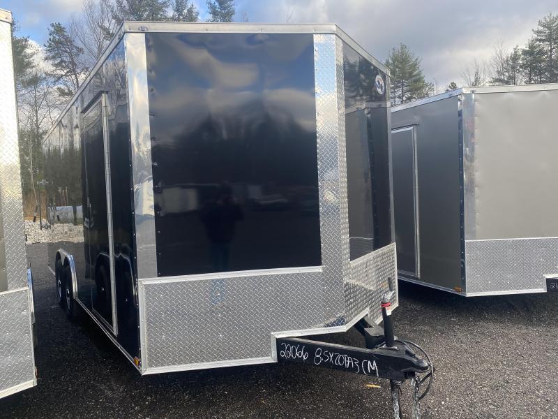 2021 Quality Cargo 8.5x20 EXTRA HEIGHT 9900 Enclosed Cargo Trailer