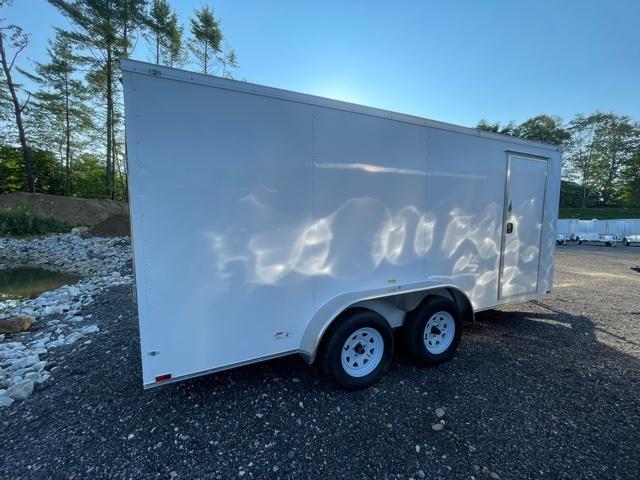 2021 Quality Cargo 7X16 Enclosed Cargo Trailer