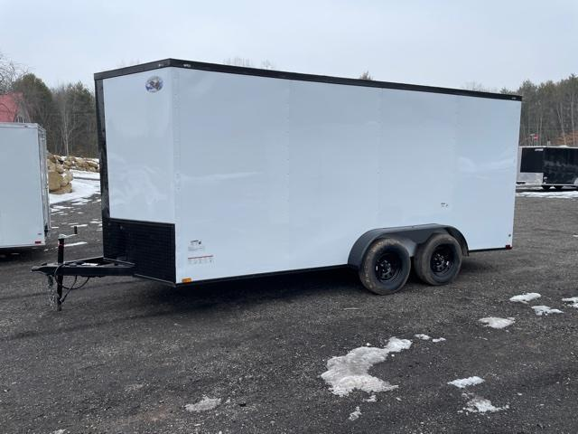 2021 Quality Cargo 7X16 Enclosed Cargo Trailer