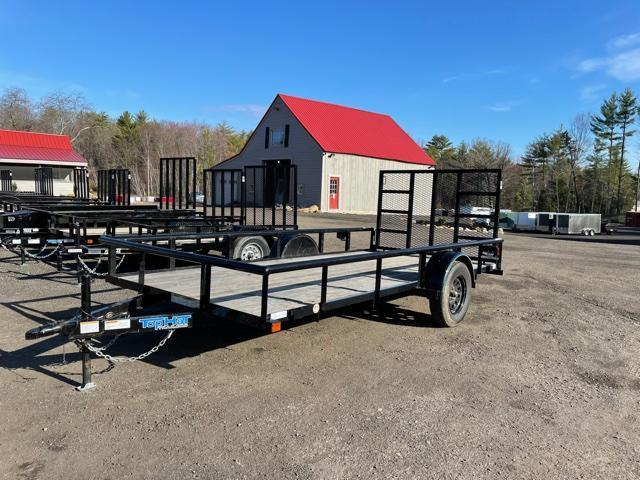 2020 Top Hat Trailers 14X77 Utility Trailer