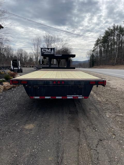 2005 Cam Superline 20' +7' Deck on neck Equipment Trailer