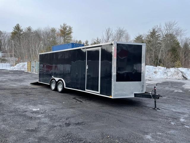 2021 Quality Cargo 8.5X24 Enclosed Cargo Trailer