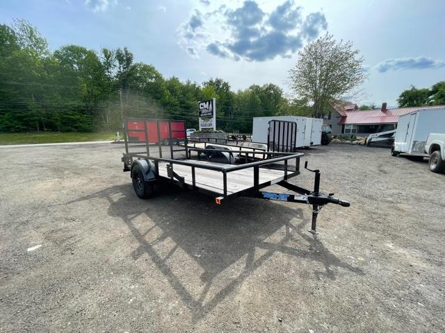 2021 Top Hat Trailers 6.5X12 Enclosed Cargo Trailer