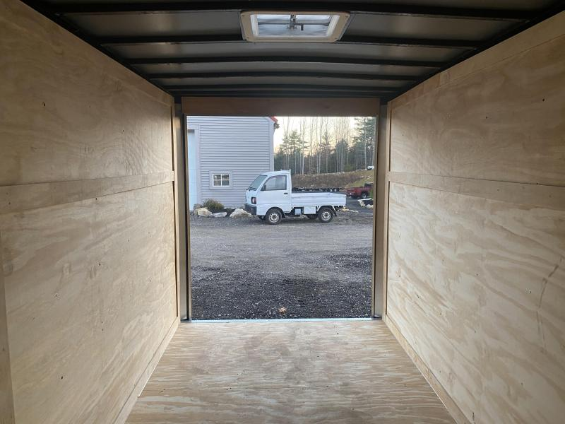 2021 Freedom Trailers 6X12 DOUBLE DOORS Enclosed Cargo Trailer