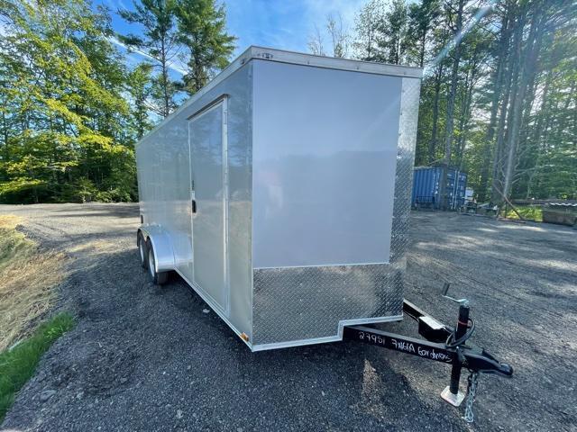2022 Quality Cargo 7X16 Enclosed Cargo Trailer