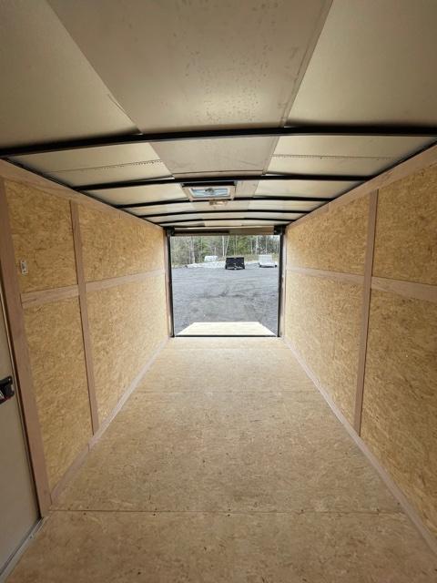 2021 SGC 7X14 Enclosed Cargo Trailer