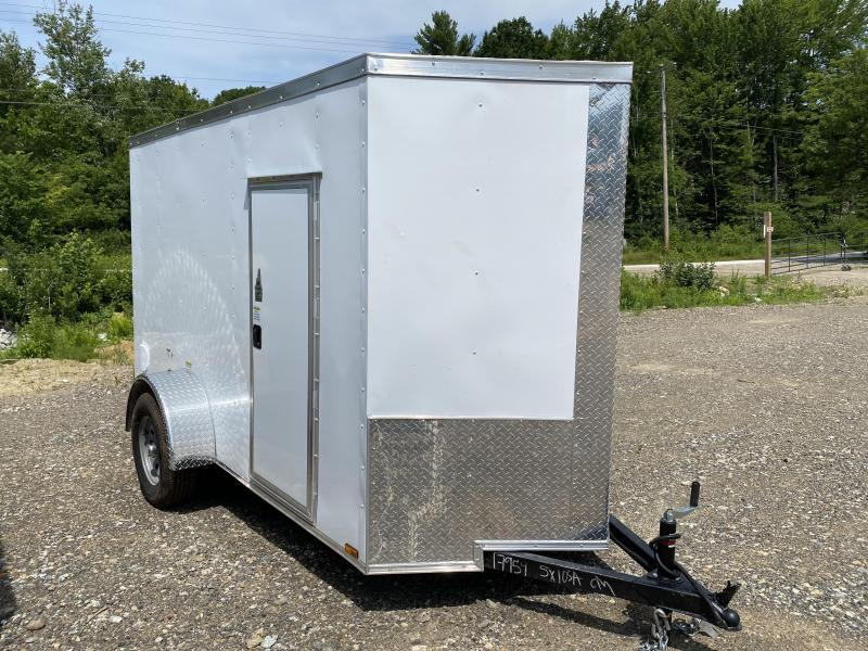 2020 Quality Cargo 5X10 EXTRA HEIGHT Enclosed Cargo Trailer