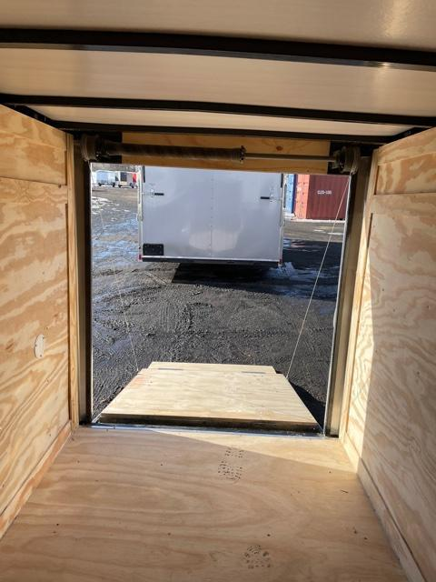 2021 Quality Cargo 5X8 Enclosed Cargo Trailer