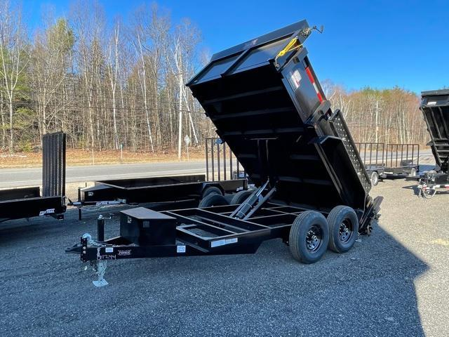 2022 Forest River 7X12 Dump Trailer