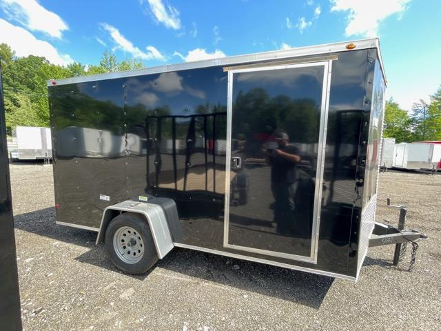 2021 South Georgia 7X12 Enclosed Cargo Trailer