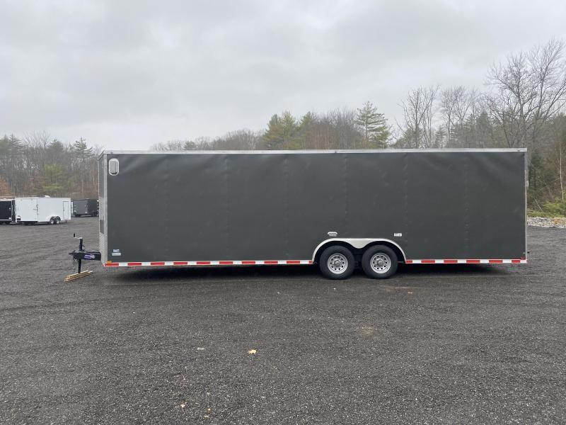 2021 Quality Cargo 8.5x28 EXTRA HEIGHT 9990 GVW Enclosed Cargo Trailer