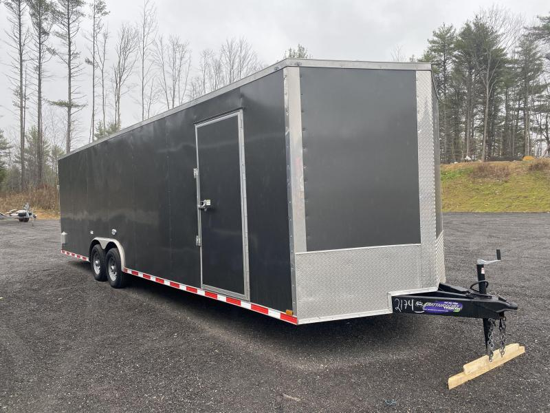 2021 Quality Cargo 8.5x28 EXTRA HEIGHT 9990 GVW Enclosed Cargo Trailer