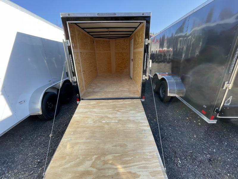 2022 NationCraft Trailers 6X10 Enclosed Cargo Trailer
