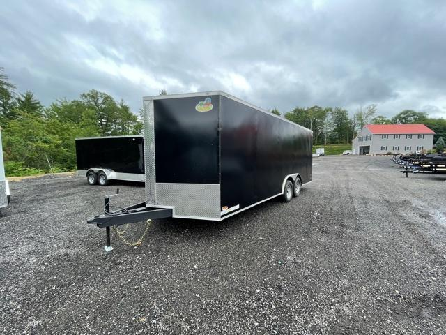 2021 Covered Wagon Trailers 8.5x20 Enclosed Cargo Trailer