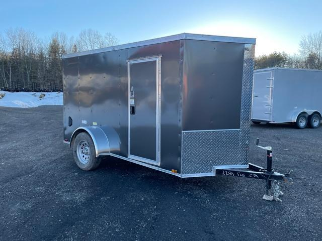 2021 Quality Cargo 5x10 Enclosed Cargo Trailer