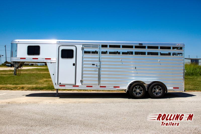 2022 Exiss Trailers STC 6820 STOCK COMBO TRAILERS Livestock Trailer