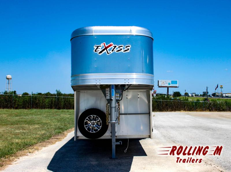 2022 Exiss Trailers STC STOCK COMBO TRAILERS Livestock Trailer