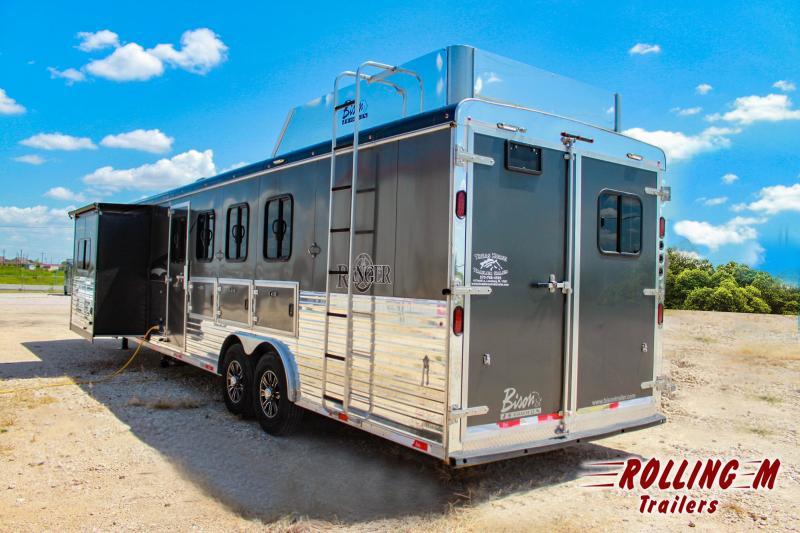 2016 Bison Trailers RANGER Horse Trailer