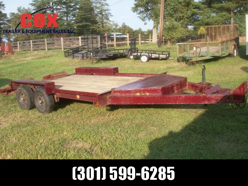1970 Other DORSEY EQUIPMENT TRAILER Equipment Trailer