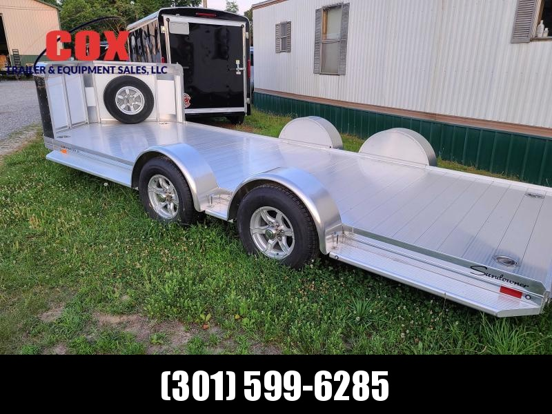 2020 Sundowner Trailers SPECIAL SPREAD AXLE CAR HAULER Car / Racing Trailer
