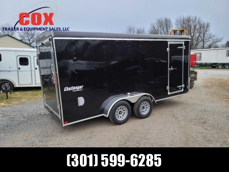 2021 Homesteader Trailers 16 CHALLENGER RAMP Enclosed Cargo Trailer