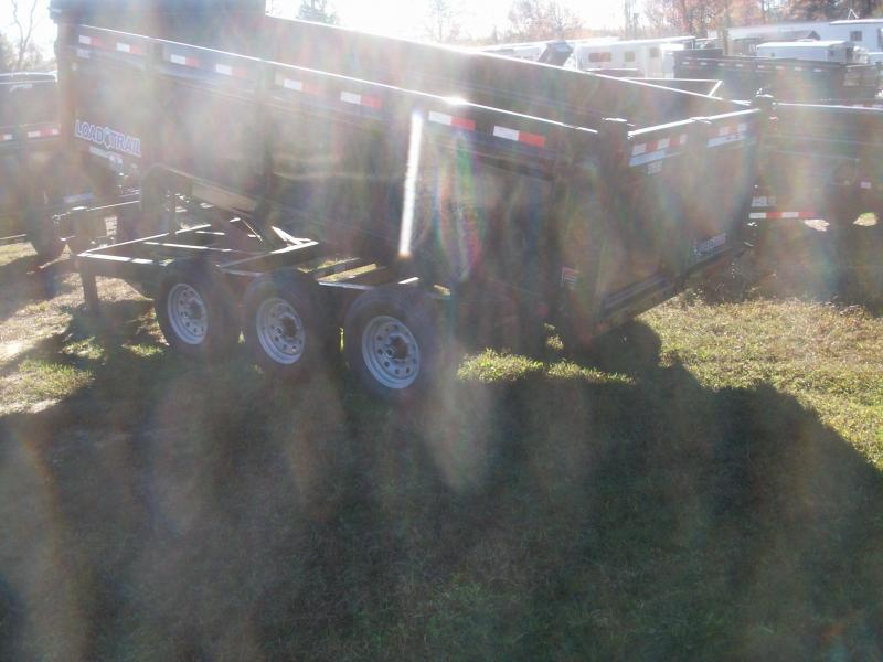 2019 Load Max triple axle extreme duty