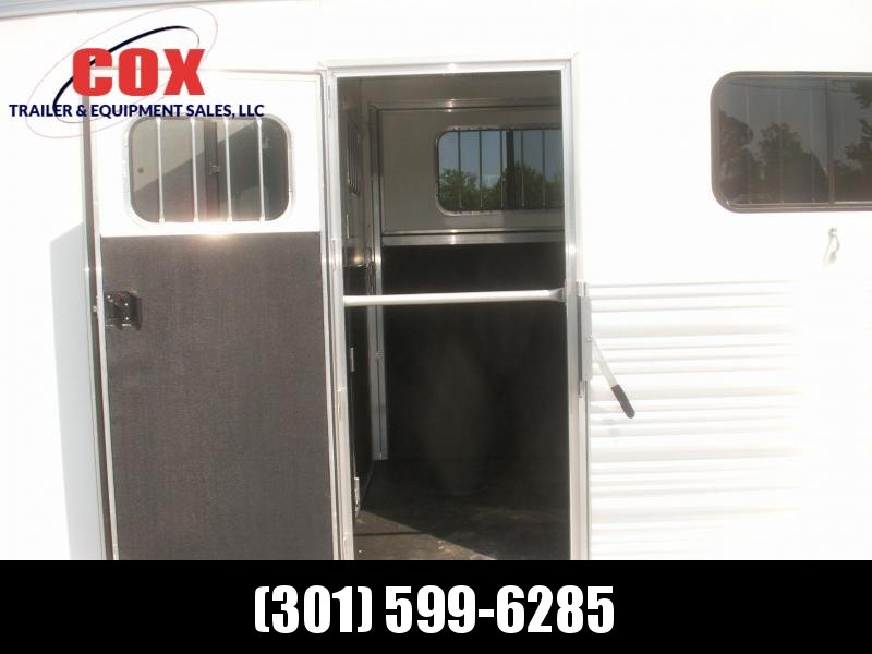 2015 Cimarron Trailers COX SIGNATURE SERIES WARMBLOOD GN Horse Trailer