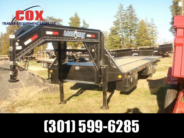2018 Load Max 32 HYD TAIL LO-PRO 12-TON Equipment Trailers