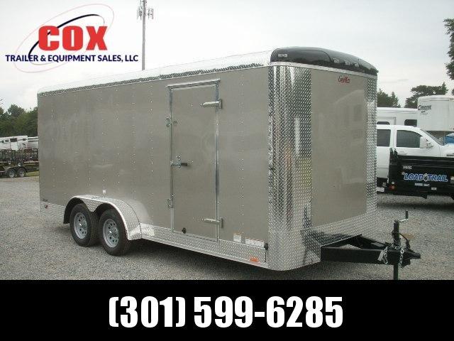 2015 Cargo Mate 7 X 18 X 7 RAMP DOOR Cargo / Enclosed Trailer