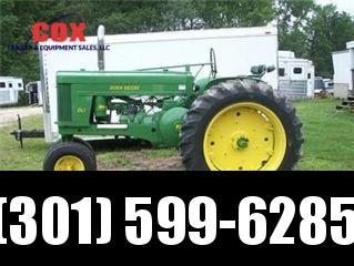 2015 John Deere Model 60 Tractor