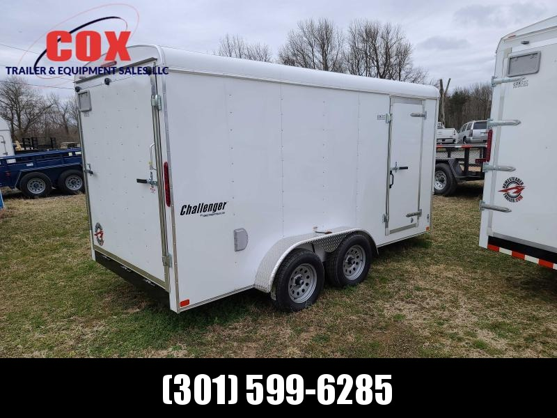 2021 Homesteader Trailers 14 ft challenger ramp door Enclosed Cargo Trailer
