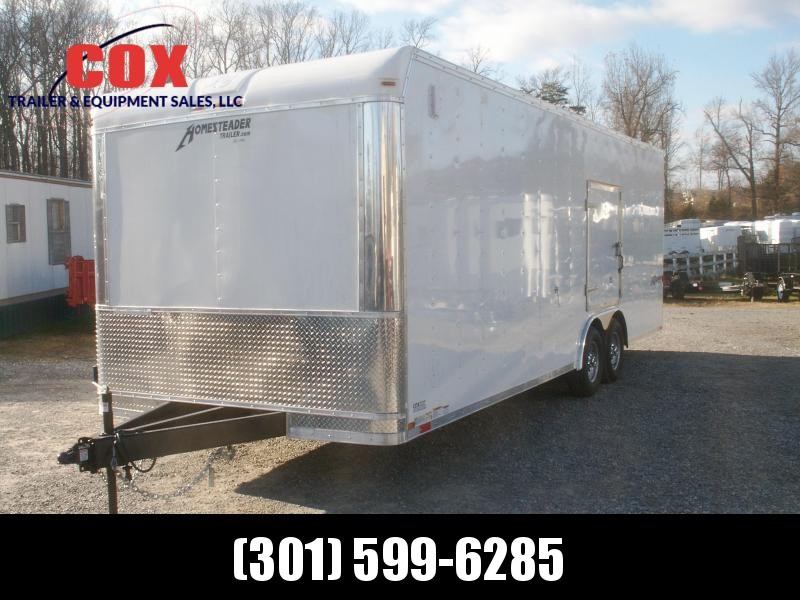 2020 Homesteader Inc. CHAMPION 24 SIDE ACCESS DOOR Car / Racing Trailer