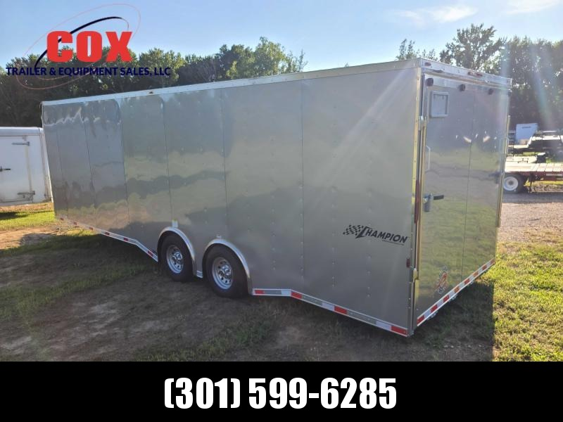 2021 Homesteader Trailers CHAMPION AUTO HAULER Car / Racing Trailer