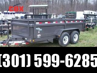 2015 Load Trail 14 Dump Trailer