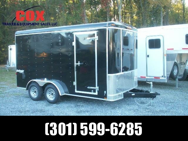 2015 Homesteader 14 EXTRA HEIGHT 7WIDE Cargo / Enclosed Trailer