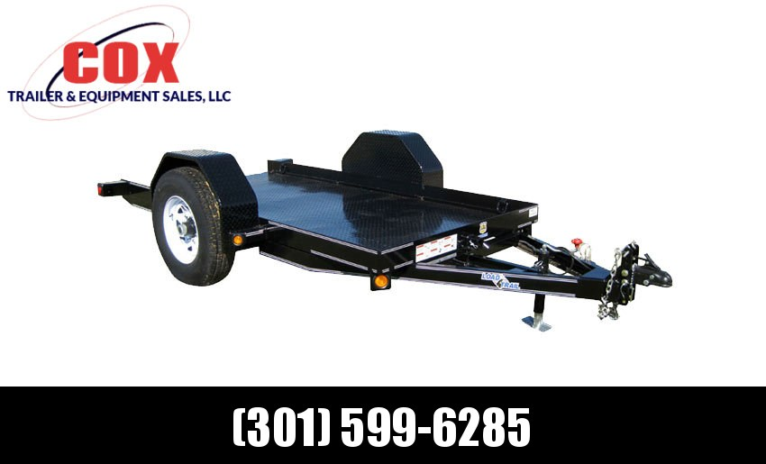 "2019 Load Trail 60"" X 10' Single Axle Utility Trailer"