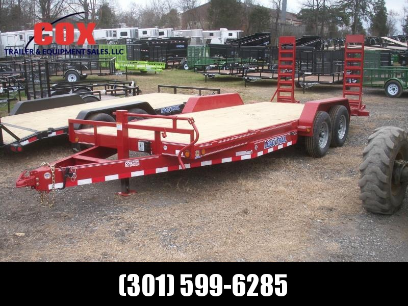 2020 Load Trail COX SPECIAL EQUIPMENT TRAILER Equipment Trailer