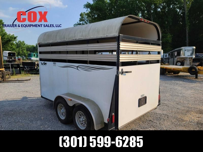 2007 Cotner Trailers Inc. 13 BP STOCK TRAILER Livestock Trailer