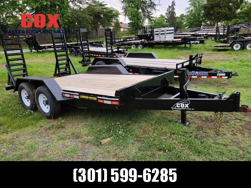 2020 Econoline 14' equipment special Equipment Trailer