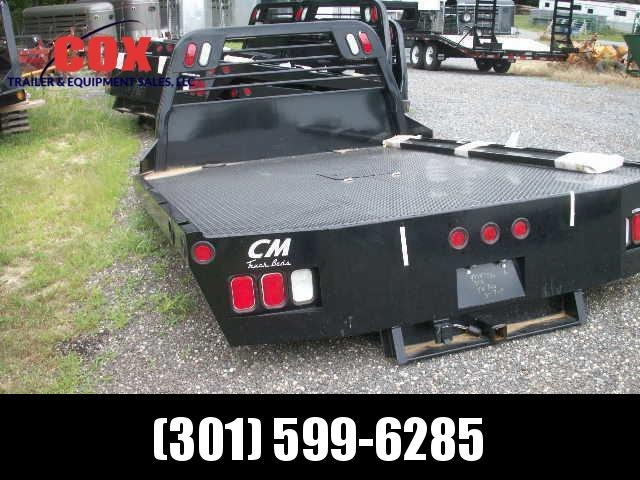 2015 Big Tex Trailers CM TRUCK BODIES Equipment Trailers