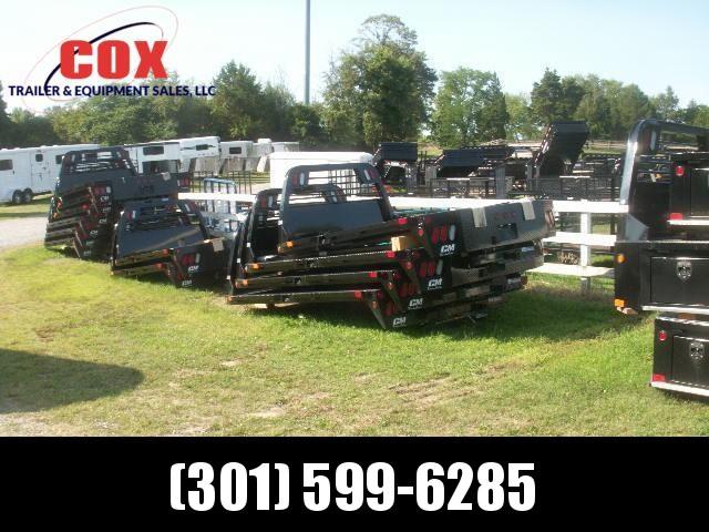 2015 Big Tex Trailers CM TRUCK BODIES Equipment Trailers