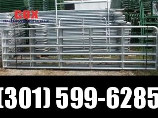 2015 Round Pens and Corral Panels